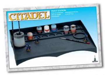 Games Workshop Warhammer Citadel Paint Station 66-29